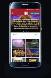 hollywood casino app